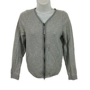 Adidas Stella McCartney Ruched Back Zip Jacket